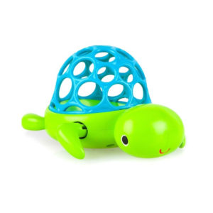 Blue & Green Tutrle Bath Toy