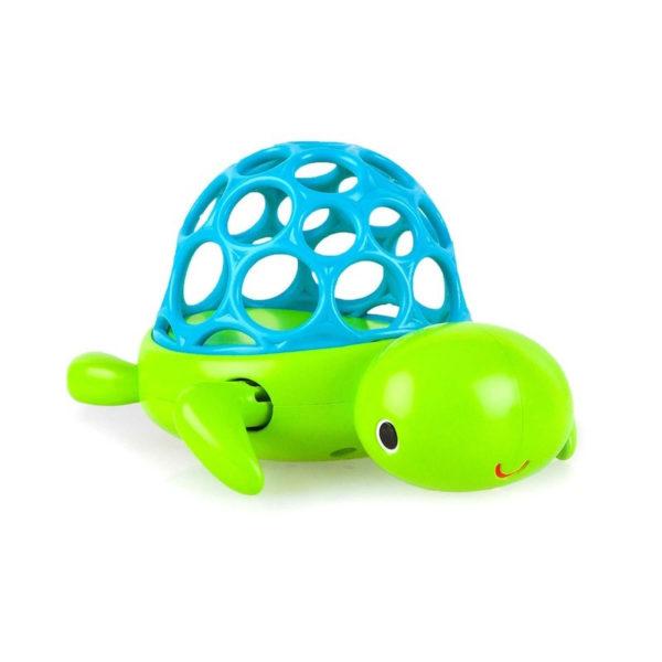 Blue & Green Tutrle Bath Toy