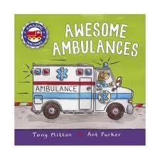 Ambulance Board Book