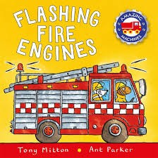 Fire Engines Board Book
